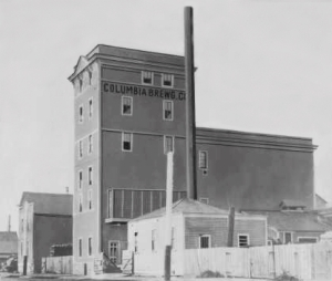 Columbia Brewery 1916
